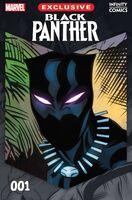Black Panther Infinity Comic Vol 1 1