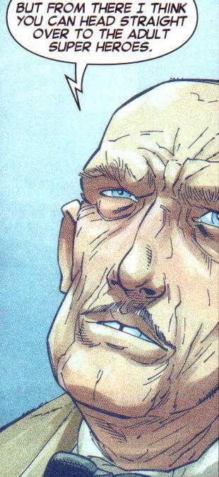 Cliff Vanloch (Earth-616)