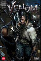 Custom Sony Pictures 2018 Venom English Comic Vol 1 1