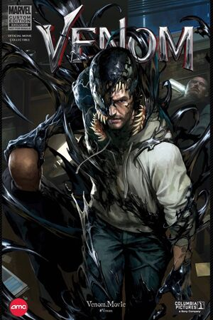 Custom Sony Pictures 2018 Venom English Comic Vol 1 1.jpg