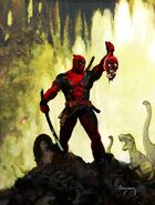 Deadpool Merc with a Mouth Vol 1 1 Textless