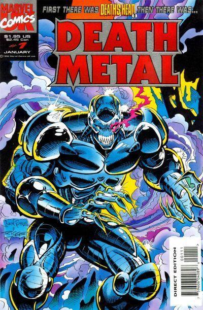 Death Metal Vol 1