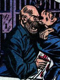 Detective Brady (Earth-616)