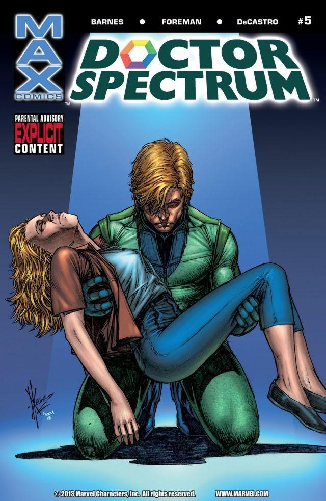 Doctor Spectrum Vol 1 5