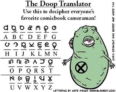 Doop's language