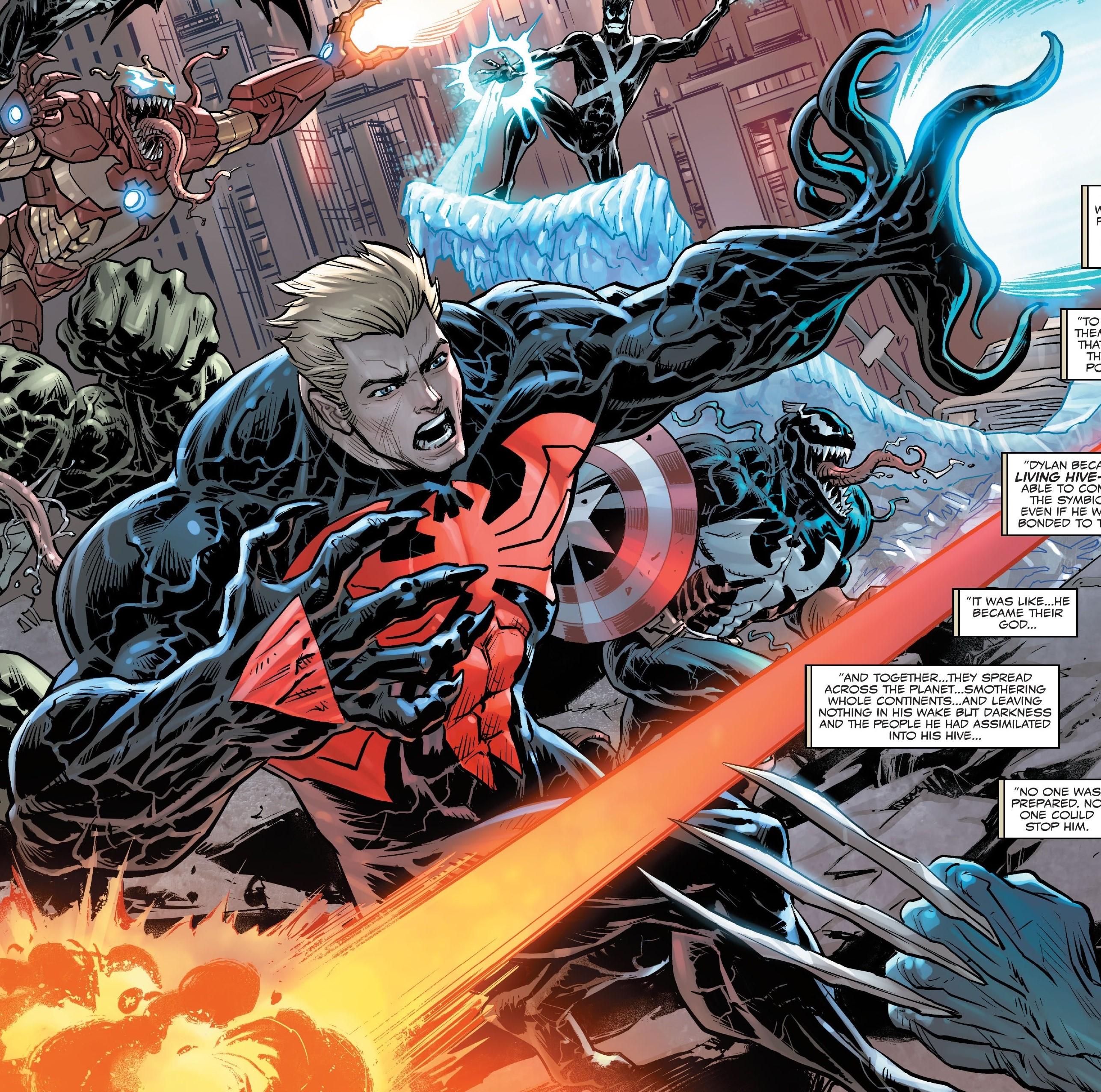 Codex's Symbiote (Earth-1051)