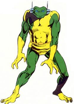 Francois Le Blanc (Earth-616) from Official Handbook of the Marvel Universe Vol 2 16 001.jpg