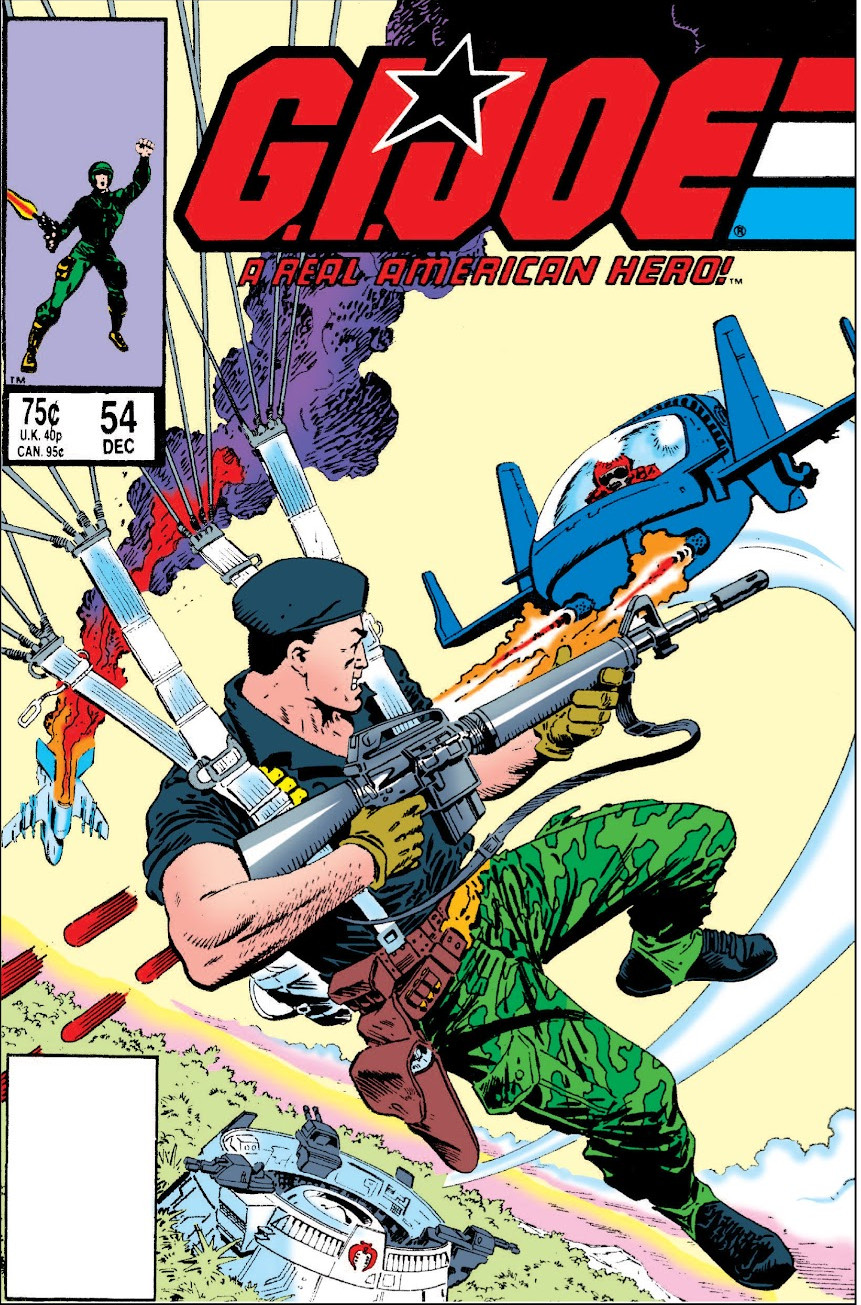 G.I. Joe: A Real American Hero Vol 1 54