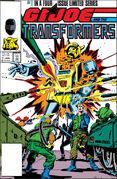 G.I. Joe and the Transformers Vol 1 1