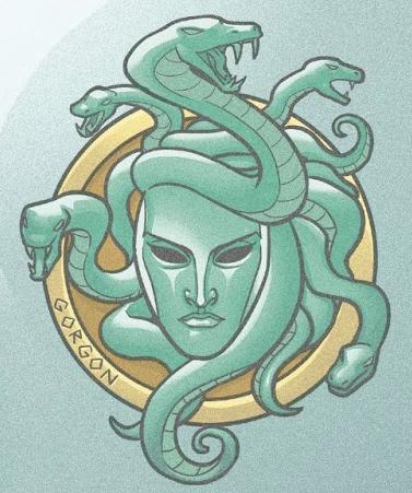 Gorgon (Earth-616)/Gallery