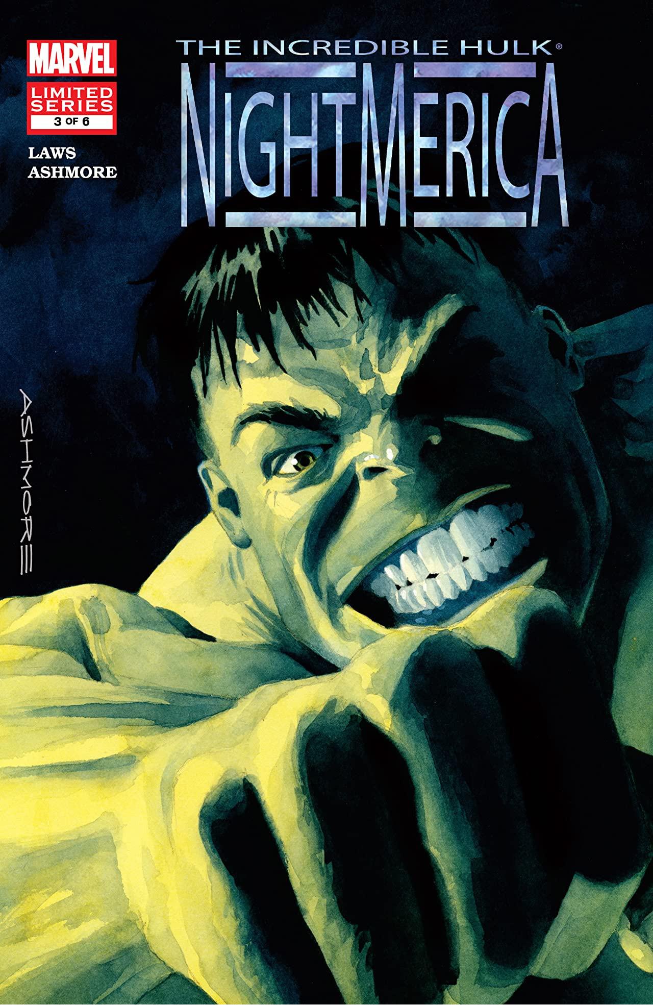 Hulk: Nightmerica Vol 1 3