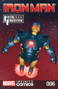 Iron Man Fatal Frontier Infinite Comic Vol 1 6