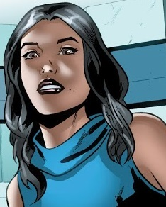 Jasmine (Parker Industries) (Earth-616)