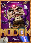 Marvel's M.O.D.O.K. poster ita 002