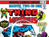Marvel Two-In-One Vol 1 15