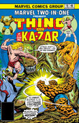 Marvel Two-In-One Vol 1 16