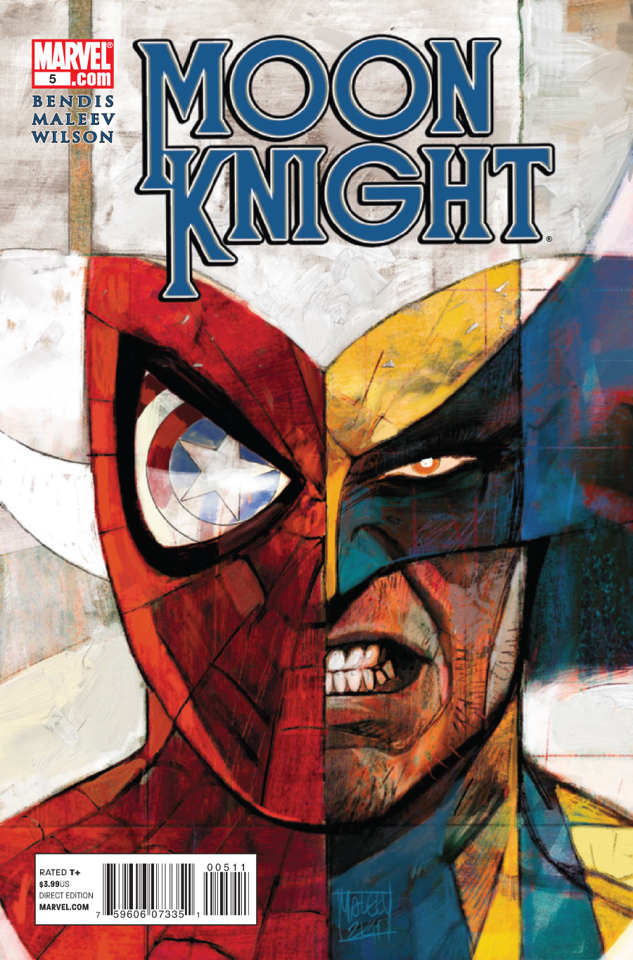 Moon Knight Vol 6 5