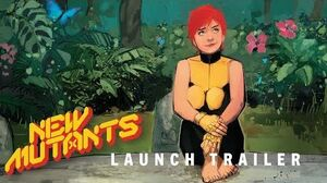 NEW MUTANTS 1 Launch Trailer Marvel Comics