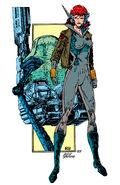 Natalia Romanova (Earth-616) from Avengers Strikefile Vol 1 1 001