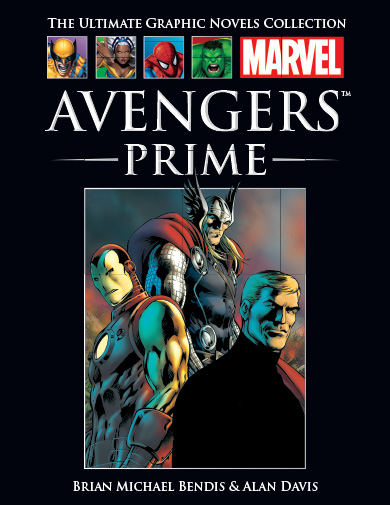Official Marvel Graphic Novel Collection Vol 1 61