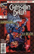 Psylocke and Archangel Crimson Dawn Vol 1 2