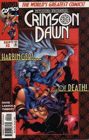 Psylocke and Archangel Crimson Dawn Vol 1 2.jpg