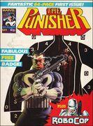Punisher (UK) Vol 1 1