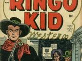 Ringo Kid Vol 1 1