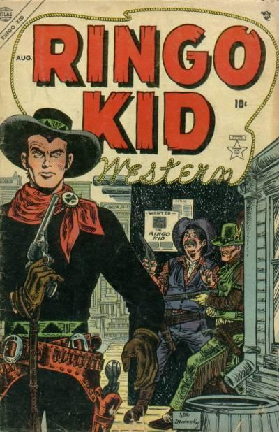 Ringo Kid Vol 1