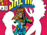 Sensational She-Hulk Vol 1 45