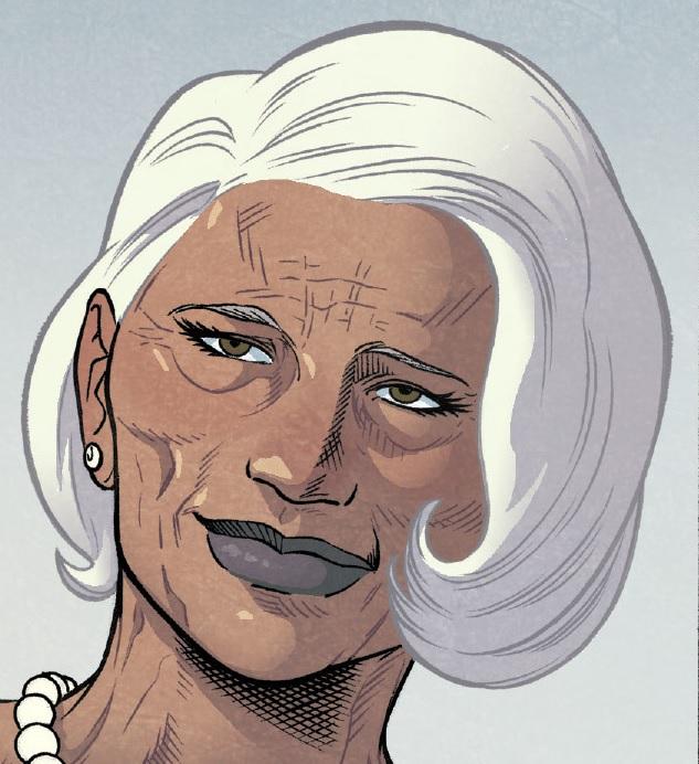 Sharon Cayonne (Earth-616)