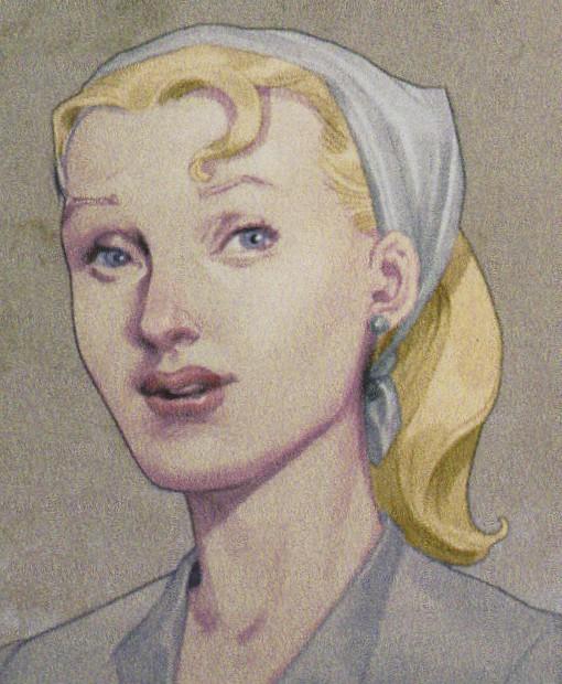 Sophie Pettit (Earth-80521)