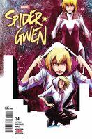 Spider-Gwen Vol 2 34