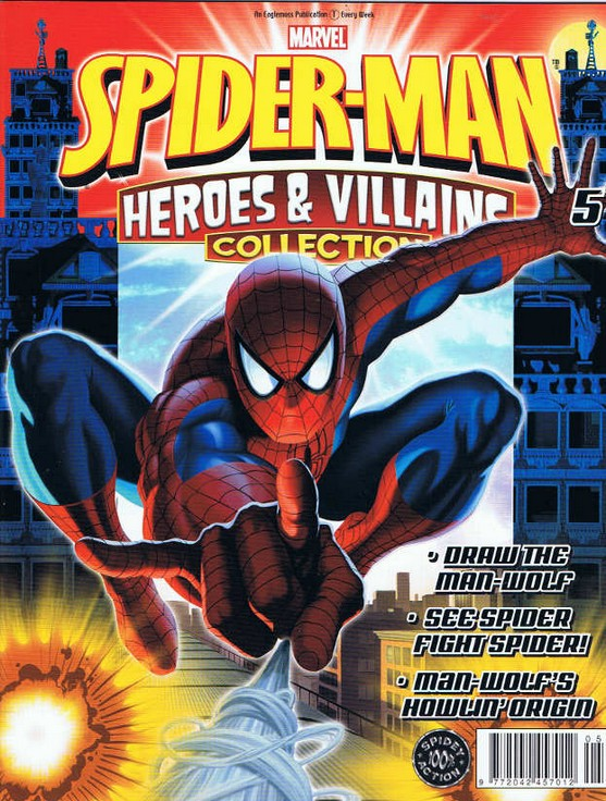Spider-Man: Heroes & Villains Collection Vol 1 5