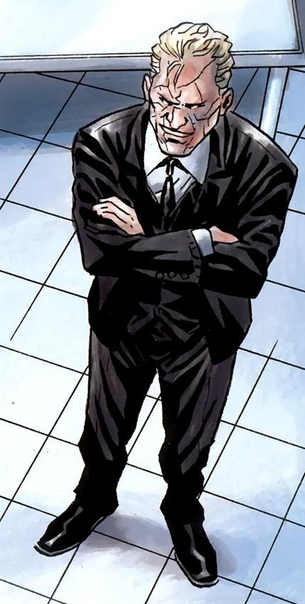 Stuart Clarke (Earth-616)