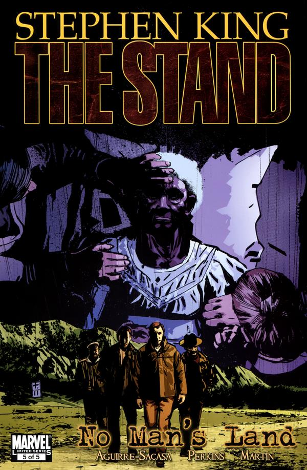 The Stand: No Man's Land Vol 1 5