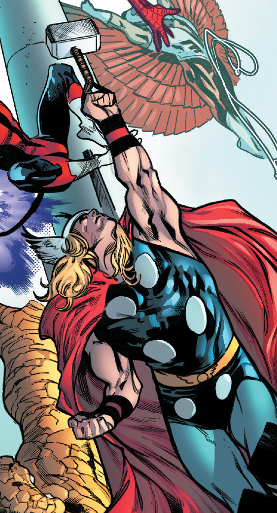 Thor Odinson (Earth-TRN755)
