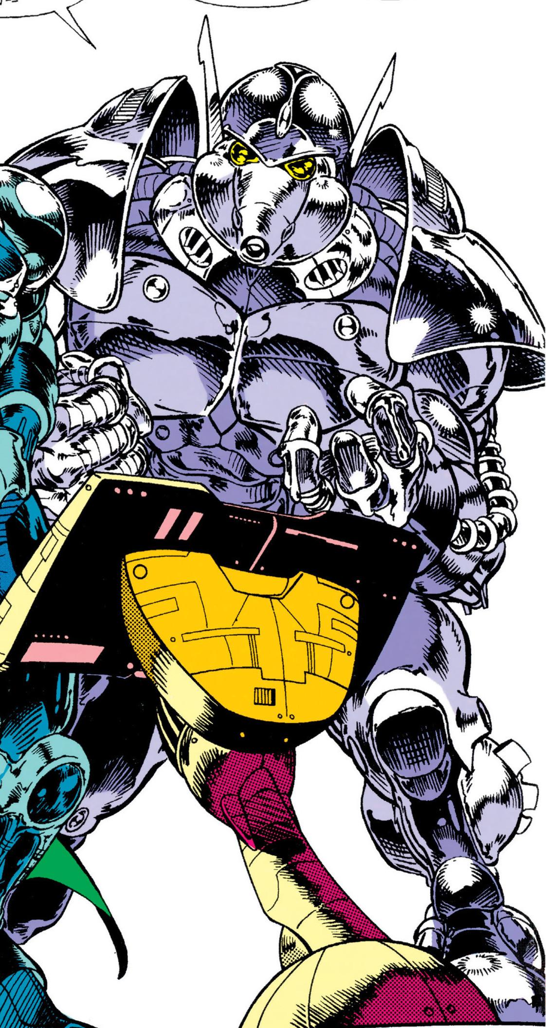 Triax (New Man) (Earth-616)