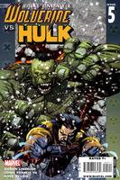 Ultimate Wolverine vs Hulk Vol 1 5
