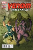 Venom Space Knight Vol 1 8