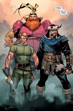 Warriors Three (Earth-616) from Thor Vol 3 4 0001.jpg