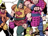 Warriors of the Thousand Galaxies (Earth-616)
