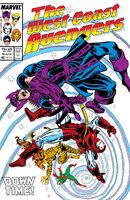 West Coast Avengers Vol 2 19