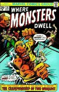 Where Monsters Dwell Vol 1 38