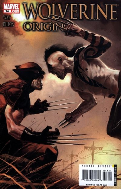 Wolverine: Origins Vol 1 14