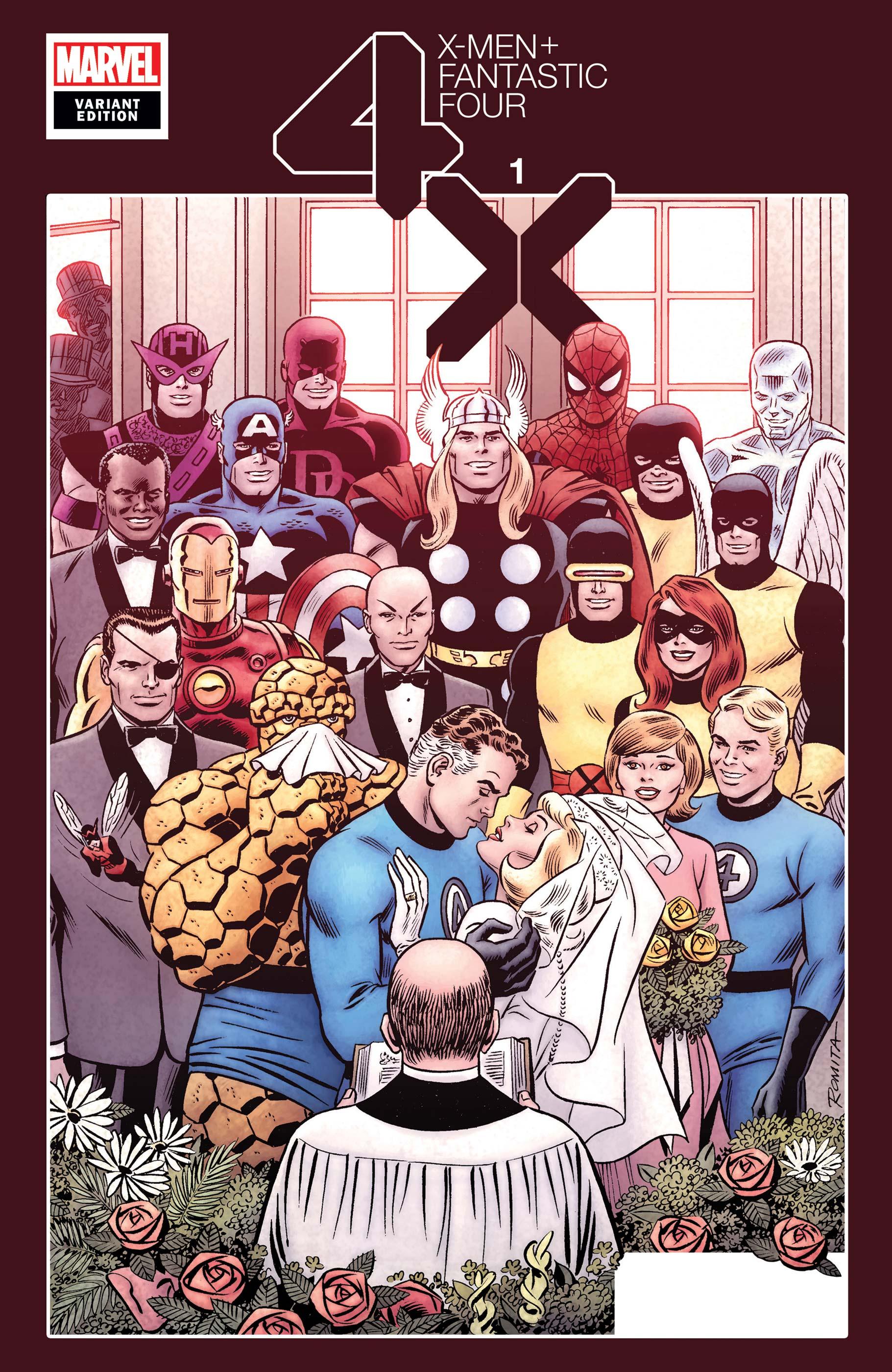 X-Men Fantastic Four Vol 2 1 Hidden Gem Variant.jpg