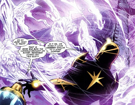 Abyss (Cosmic Sorcerer) (Earth-616)