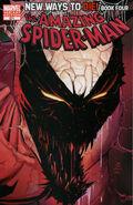 Amazing Spider-Man Vol 1 571 John Romita Jr Variant