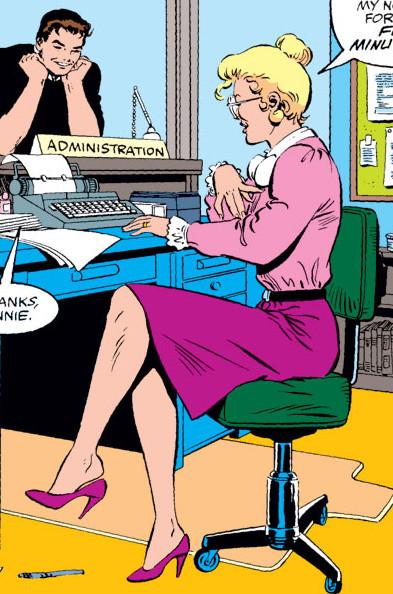 Annie Deitz (Earth-616)