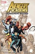 Avengers Academy TPB Vol 1 1 Permanent Record